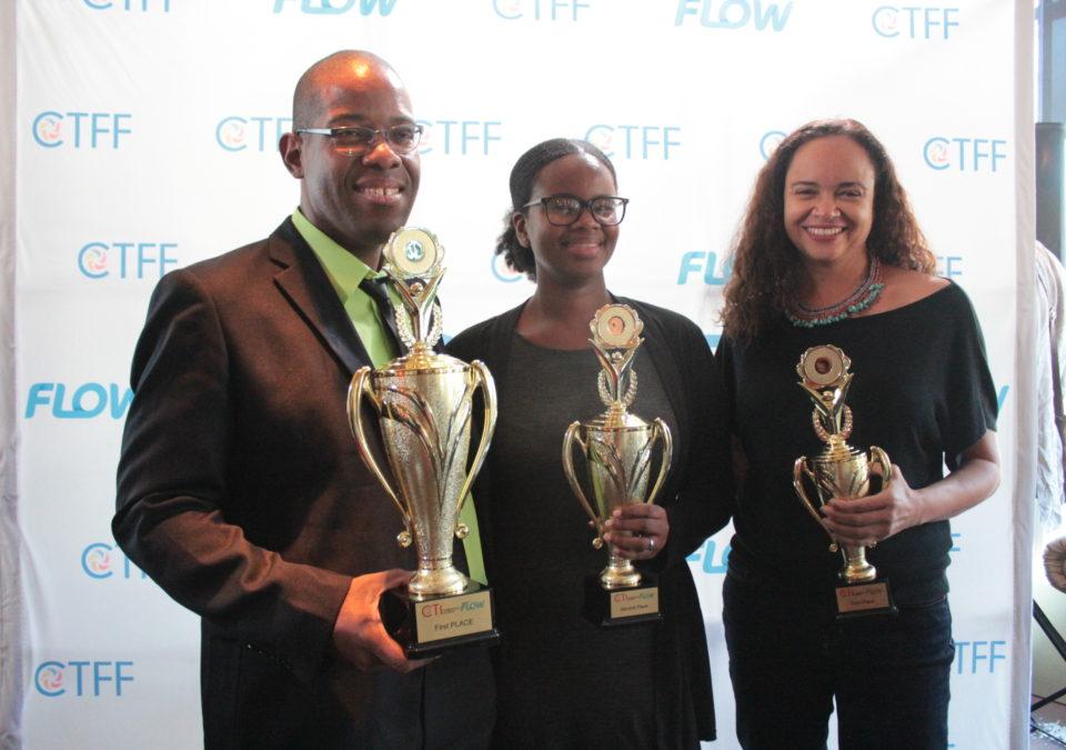 CTFF/CTI The Big Pitch Winners