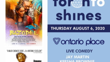 CTFF in the Community + Toronto Shines