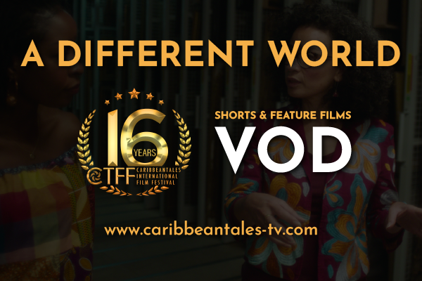 A Different World (VOD)