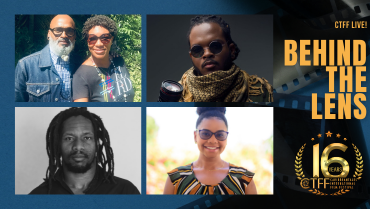 CTFF LIVE! Behind the Lens – Bajans in Plain Sight