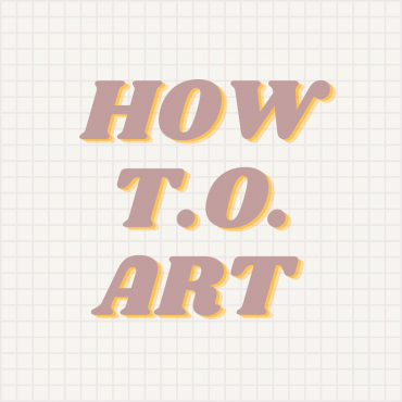 How T.O. Art – Episode Two