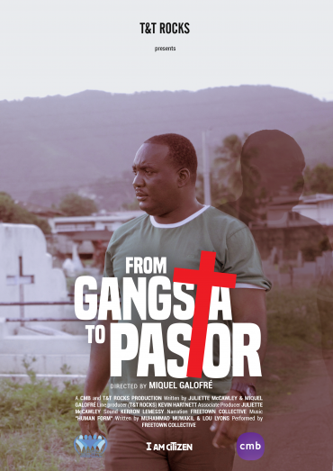 From Gangsta to Pastor