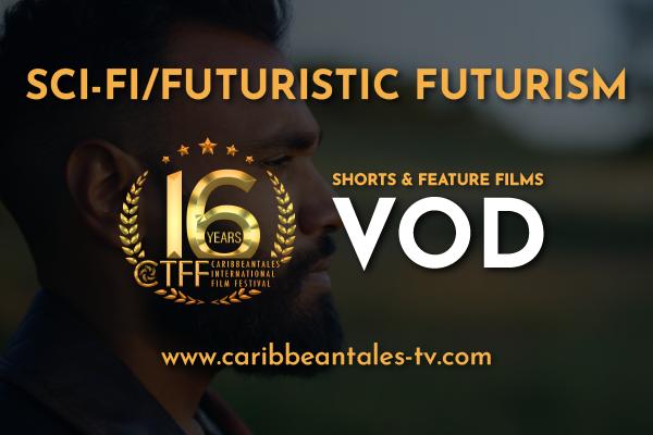 Sci-Fi/Futuristic Futurism (VOD)