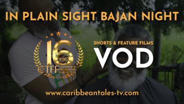 In Plain Sight Bajan Night (VOD)