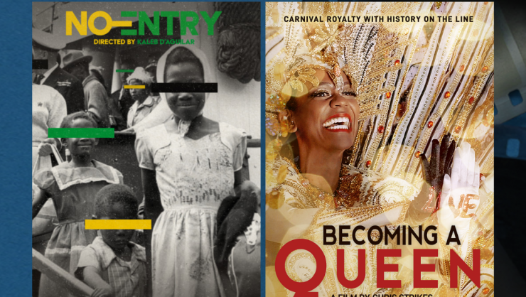 CTFF 2021 Encore Screening : Becoming a Queen by Chris Strikes